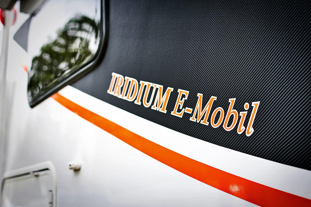Wohnmobil-Test WOF Iridium