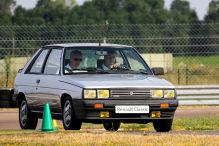 So wild f�hrt der Renault 11 Turbo!