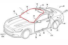 Ford-Patent: Pamorama-Scheiben