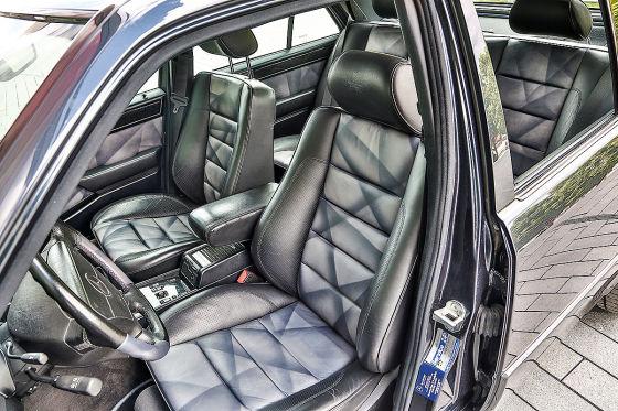 Mercedes E60 AMG: W 124, Limited, E 500