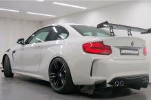 BMW M2 nach Vorbild des M3 CSL