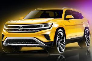 VW Atlas Facelift (2020)