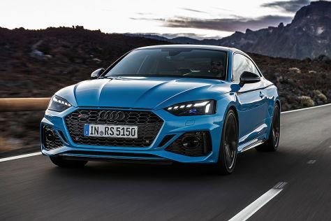 Audi Rs 5 Facelift 2020 Preis Coup 233 Sportback Ps