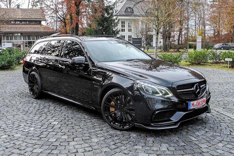 Mercedes-AMG E 63 S Brabus 650: Preis, Motor