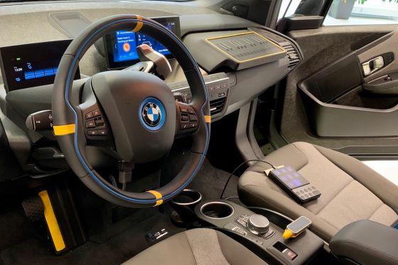 Der BMW i3 wird zur Sound-Fabrik