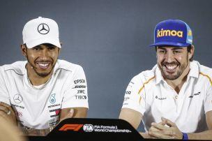 Geheimplan um Hamilton und Alonso