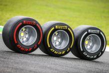 Formel 1 fährt 2020 mit alten Reifen