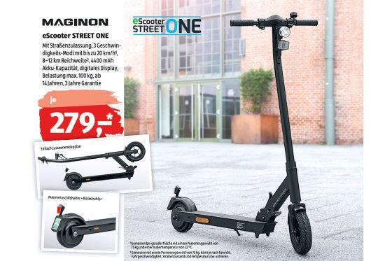 Aldi bringt Scooter für 279 Euro