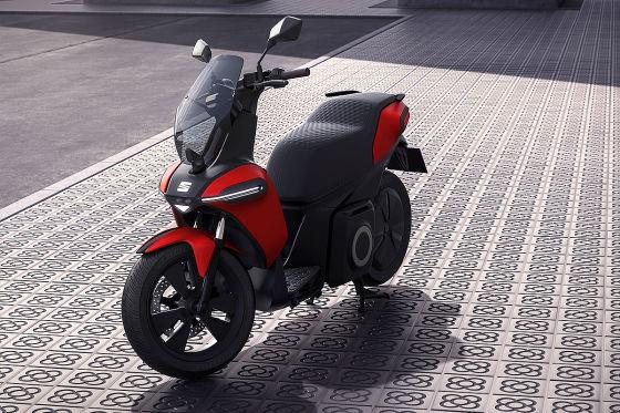 Seat E-Roller und E-Scooter