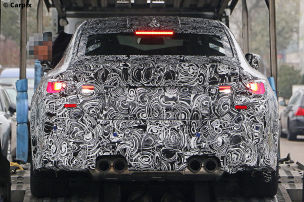 Ist das der n�chste BMW M4 CS?