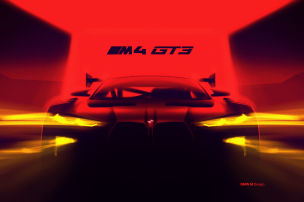 Neuer BMW M4 GT3 ab 2022