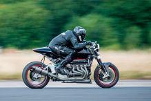Eisenberg V8: Wahnsinns-Bike aus GB