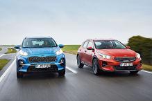 Welches Kia-SUV ist besser?