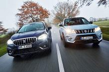 Bruder-Duell: Suzuki SX4 gegen Vitara