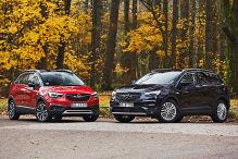 Zwei Opel-SUVs, eine Empfehlung!