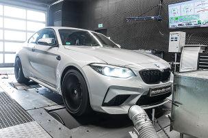 Bis zu 600 PS im BMW M2 Competition
