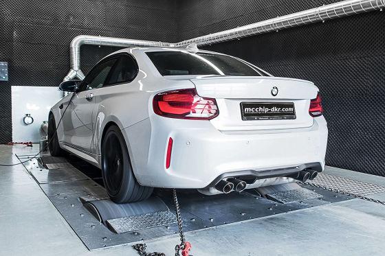 Bis zu 600 PS im BMW M2