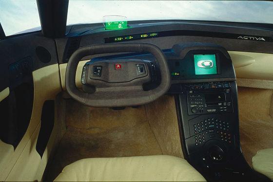 Die coolsten Future-Cockpits der Vergangenheit