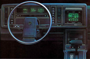 Historische Digital-Cockpits