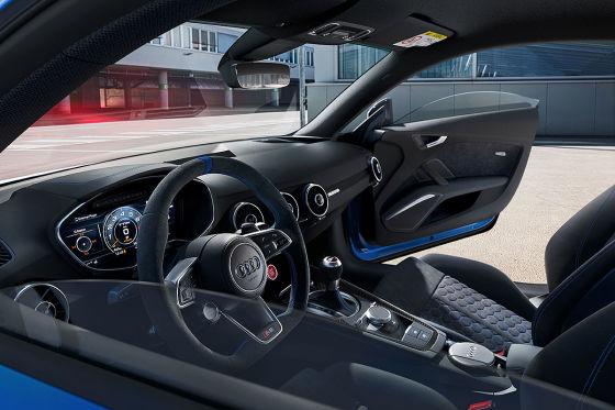 Audi feiert RS-Jubiläum
