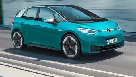 VW ID.3: Klang