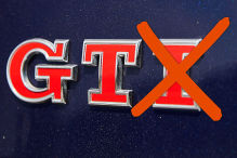 GTI: VW, Golf, Performance, Kürzel, GTX