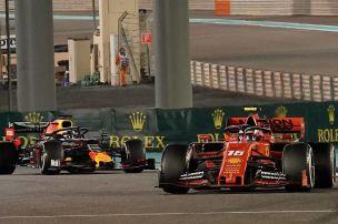 Ferrari watscht Verstappen ab