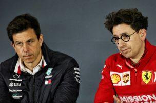 Ferrari droht mit Veto gegen Wolff