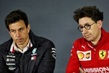 Formel 1: Wolff kein F1-Boss