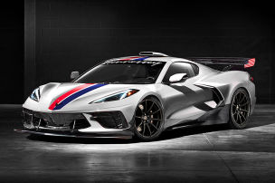 Hennessey plant 1200-PS-Corvette