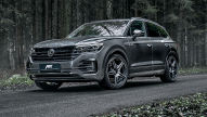 VW Touareg V8 TDI: Abt