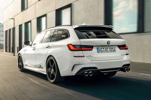 Über 300 PS im BMW 3er Touring