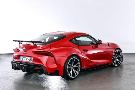 Supra-Tuning mit BMW-Kompetenz