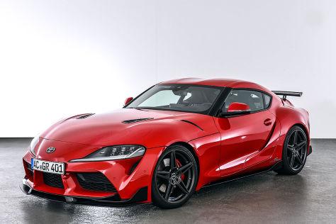 Toyota Supra Tuning: AC Schnitzer