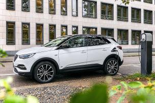 Opel Grandland X Hybrid (2019)