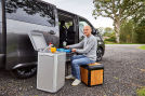 Opel Zafira Life mit BuddyBox