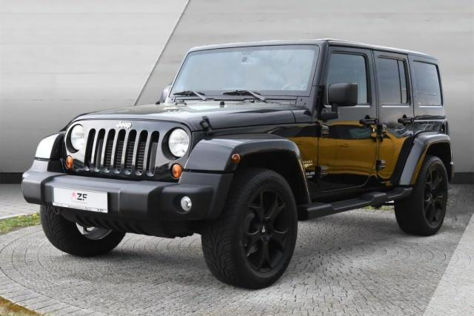 Jeep Wrangler: Dieser JK lohnt sich