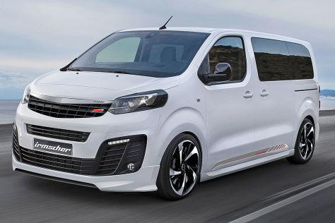 Irmscher Zafira is3 Sportiv (2020): Opel, Van, Tuning