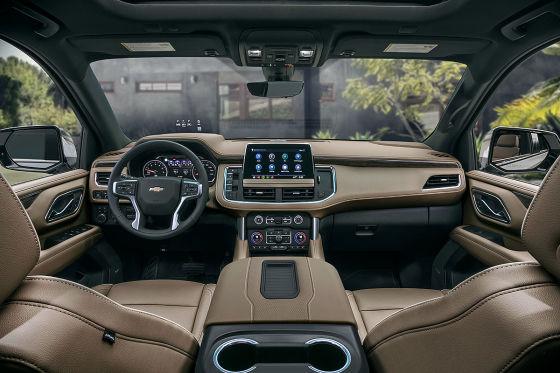 Chevys Oberklasse-SUV verlieren Starrachse