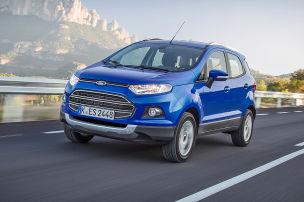 Ford EcoSport: Gebrauchtwagen der Woche