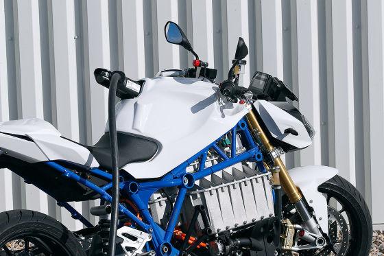 BMW E-Power Roadster: Elektro-Motorrad