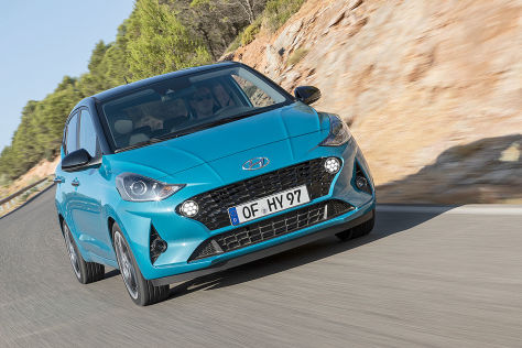 Hyundai i10 (2020): Marktstart und Preis