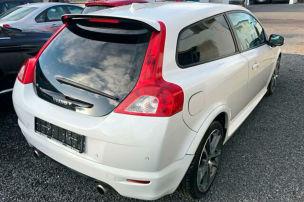 Seltener Volvo mit Focus RS-Fünfzylinder