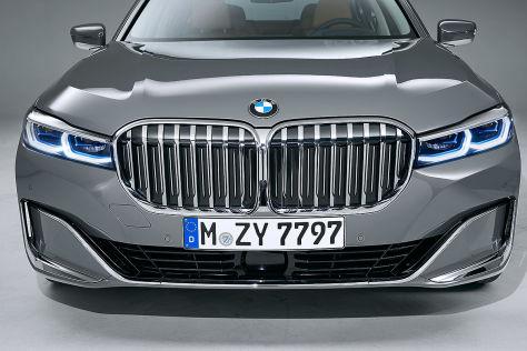 BMW Nieren: X7, 7er