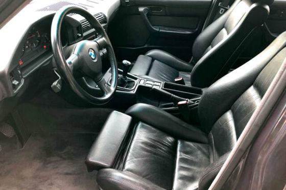 BMW M5 (E34) 3.6 zu verkaufen