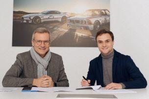 BMW holt Auer