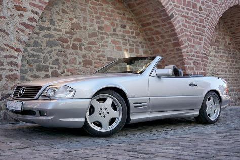 Mercedes SL 60 AMG Limited: Gebrauchtwagen, Preis