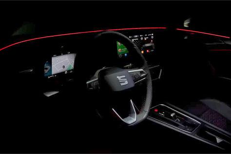 Neuer Seat Leon (2020): Innenraum