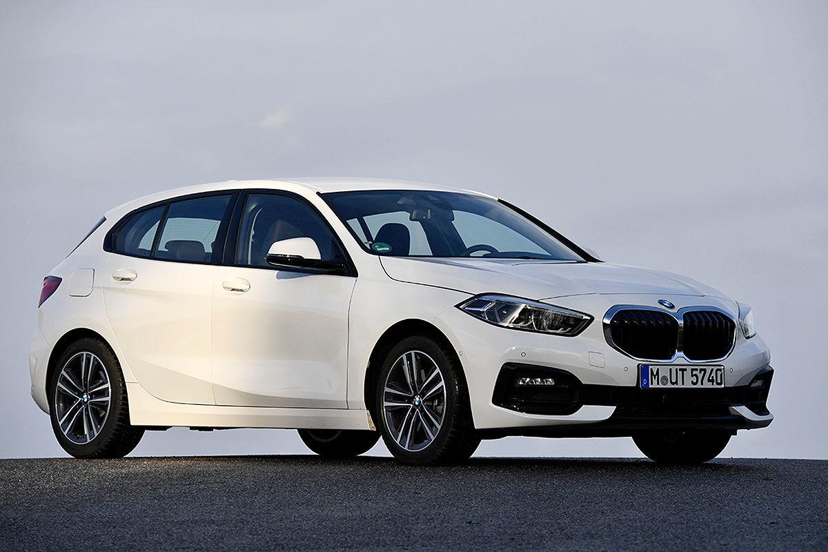 BMW 1er (2019) im ersten Test - Bilder - autobild.de