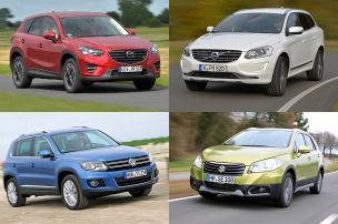 Preiswerte SUVs im Mängel-Check